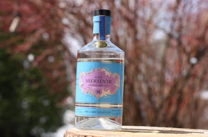 Gin Meridor London Dry Gin