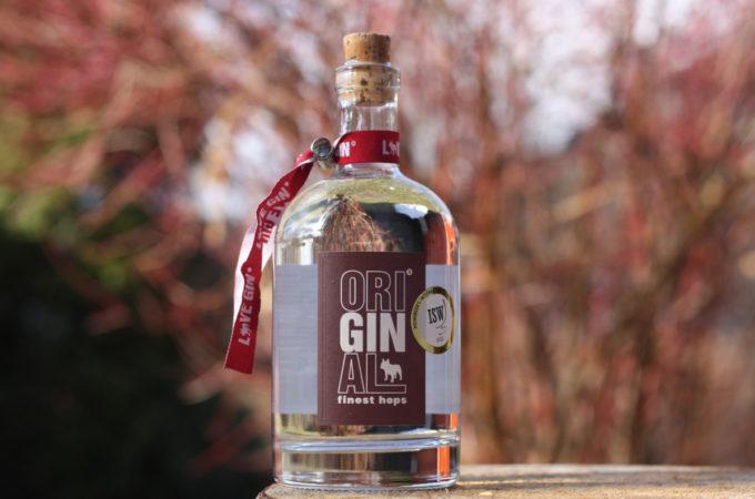 ORIGINAL finest hops Love Gin