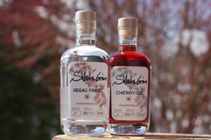 Shlata Gin Hegau Finest Handcrafted Dry Gin