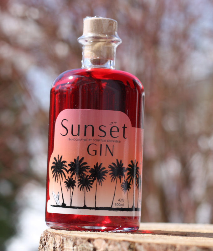 Sunset Gin