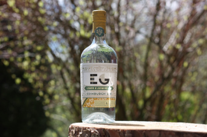 Edinburgh Gin Lemon & Jasmine