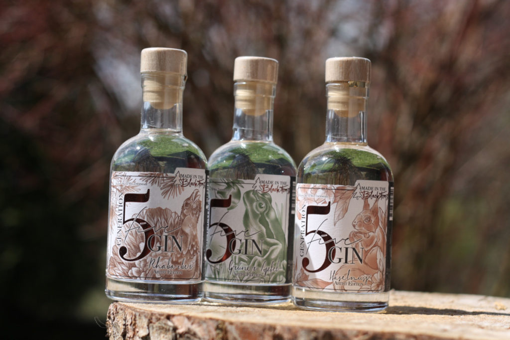 Generation 5 Gin Artist Edition