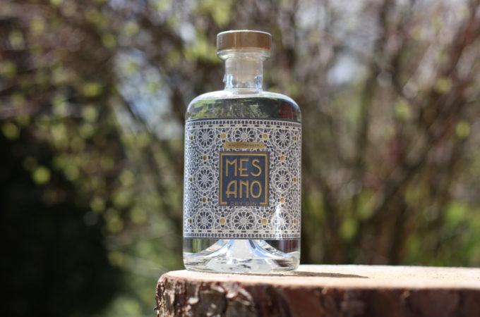 Mesano Navy Strength Dry Gin