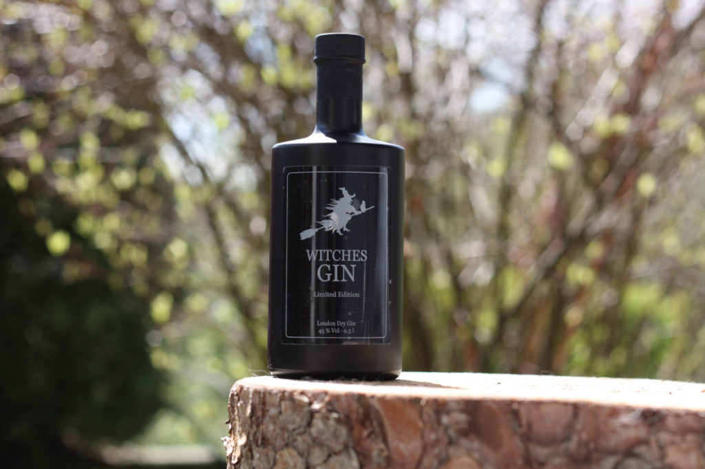 Rhönwild Witches Gin