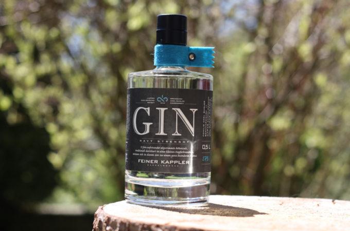 Feiner Kappler Gin Navy Strength