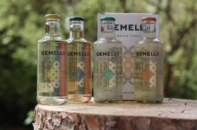 [ Tonic Water ] GEMELLii Premium Beverages