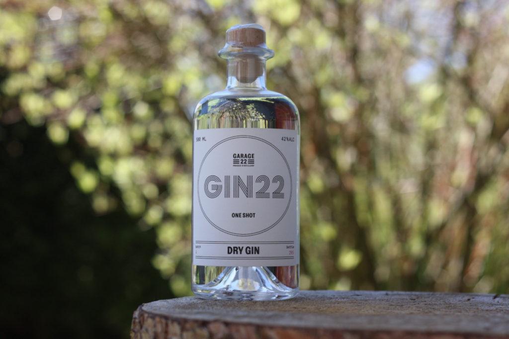 Garage 22 Gin