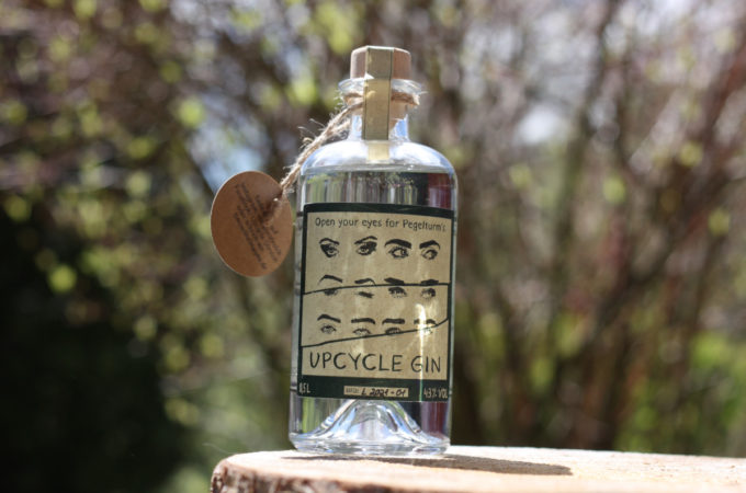 Pegelturm Upcycle Gin