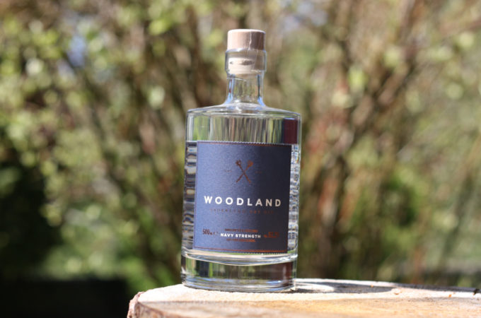 Woodland Sauerland Dry Gin Navy Strength