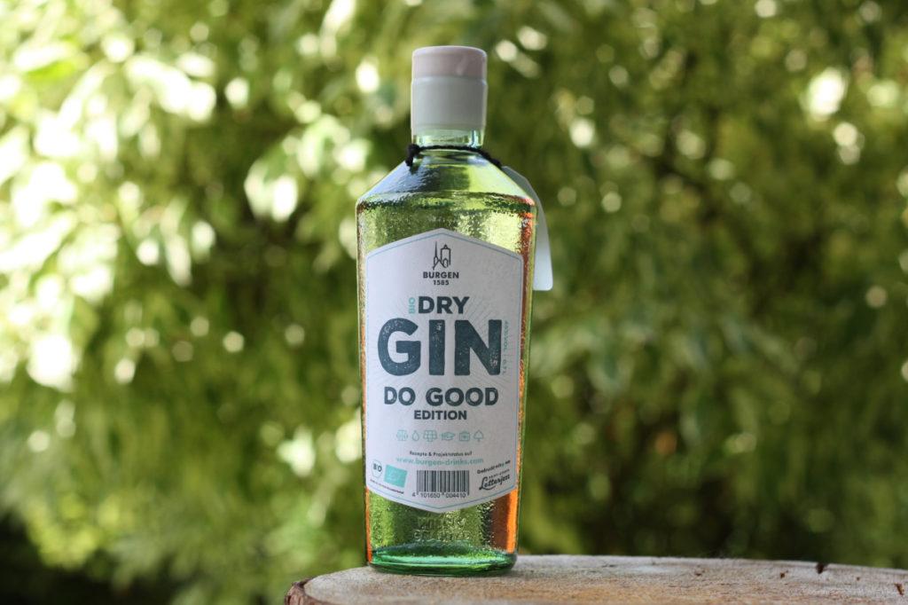 Burgen Bio Dry Gin Do Good Edition