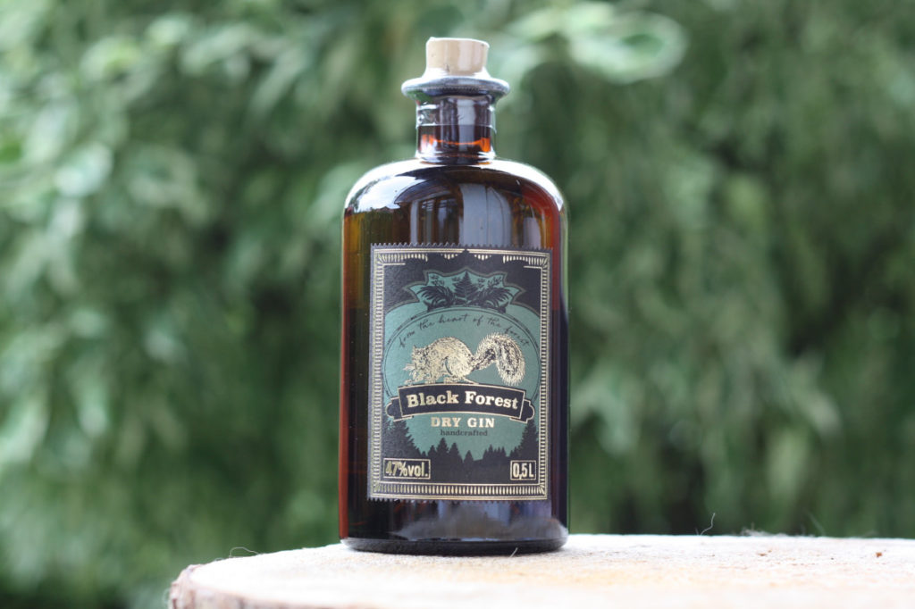 Lidl Black Forest Dry Gin