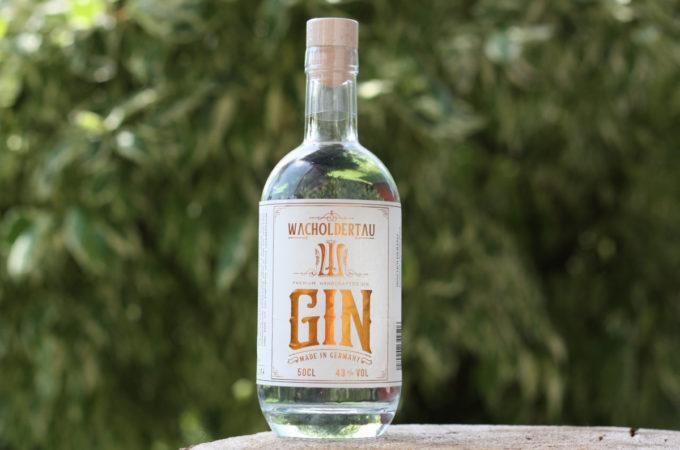 Wacholdertau Dry Gin