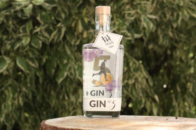 Inge und der Honigbär Gin No. 5