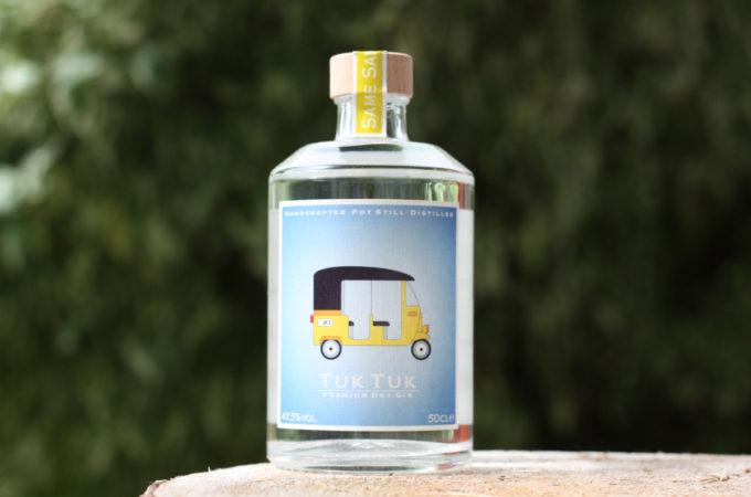 Tuk Tuk Premium Dry Gin