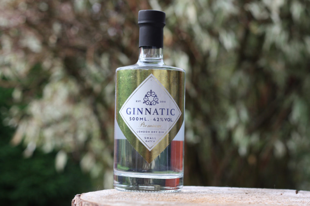 Ginnatic Premium London Dry Gin