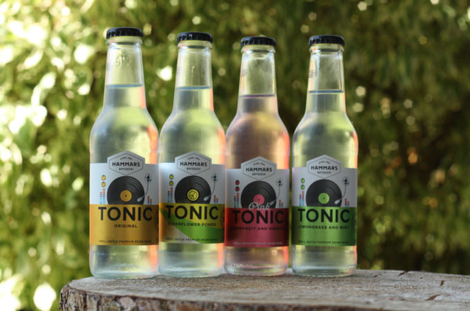 [Tonic Water] Hammars Bryggeri Tonic