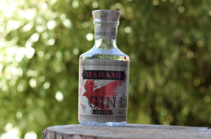 Harami London Dry Gin