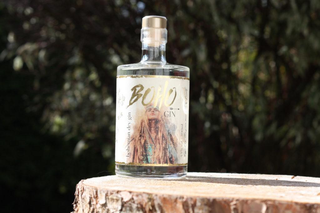 Boho Bohemian Dry Gin