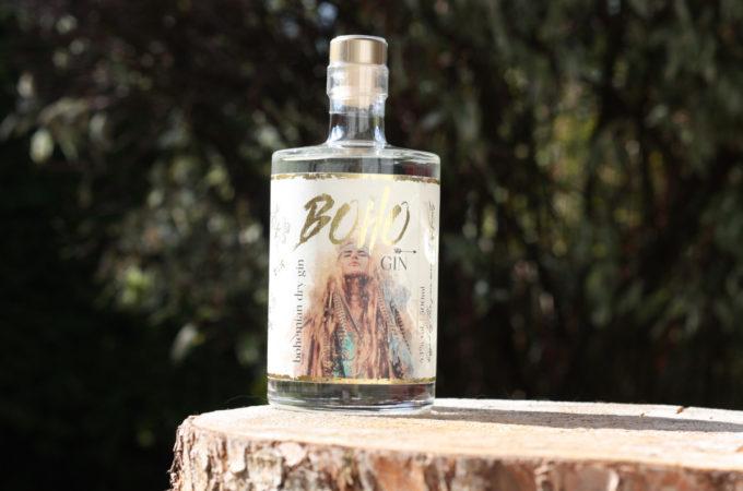 Boho Gin - Bohemian Dry Gin