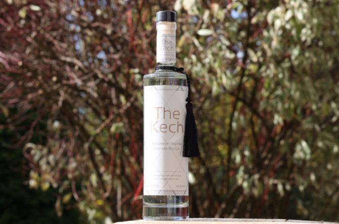 The Kech - Marrakech inspired Distilled Dry Gin