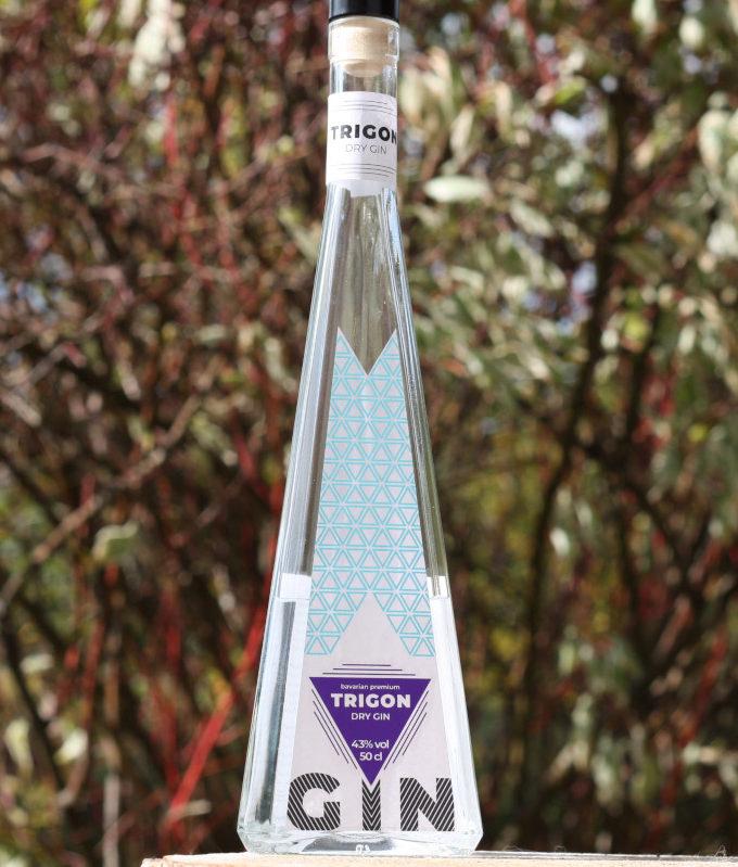 Bavarian Premium Trigon Dry Gin